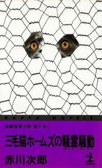 赤川次郎『三毛猫ホームズの幽霊騒動』