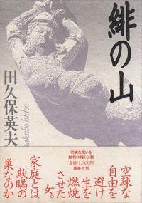 田久保英夫『緋の山』